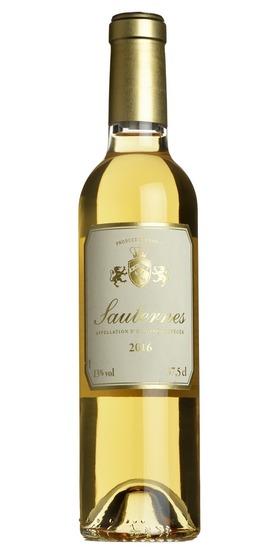 Declassified Sauternes 2016