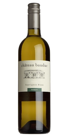 Château Bauduc, Sauvignon Blanc, Bordeaux 2020