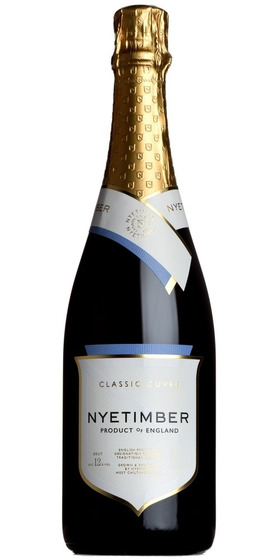 Nyetimber Classic Cuvée, West Sussex/Hampshire