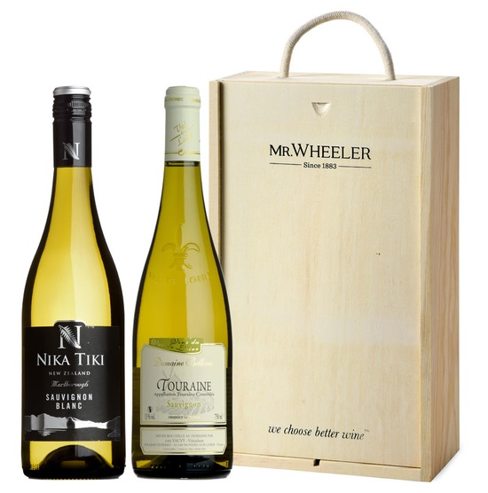 Great Grapes: Sauvignon Blanc Duo Gift Box