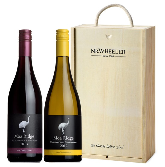 Family Vineyards Duo Wine Gift Box