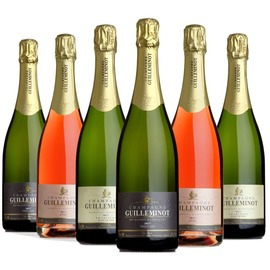 Guilleminot Champagne Mixed Case