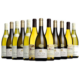 White Burgundy Mixed Case