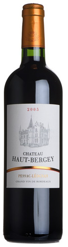 Château Haut-Bergey, Cru Classé Pessac-Léognan 2005