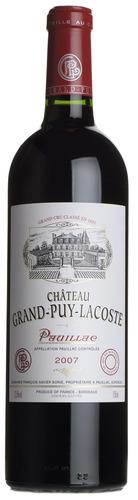 Château Grand-Puy-Lacoste, Cru Classé Pauillac 2007