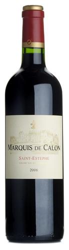 Le Marquis de Calon Segur, St.Estèphe 2009