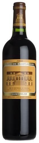 2008 La Croix de Beaucaillou, Saint-Julien