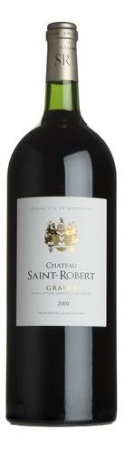 2009 Château Saint-Robert, Graves (Magnum)