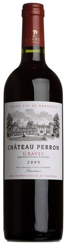 2009 Château Perron, Graves Rouge