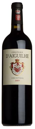 Château D'Aiguilhe, Côtes de Castillon 2009