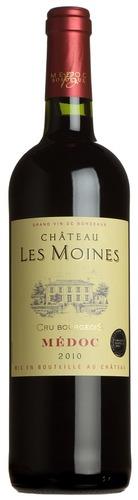 2010 Château Les Moines, Cru Bourgeois Médoc