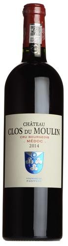 2014 Clos du Moulin, Médoc, Bordeaux