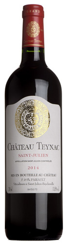 2014 Château Teynac, Saint-Julien