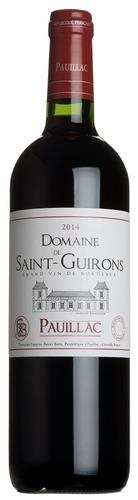 2014 Domaine de Saint-Guirons, Pauillac