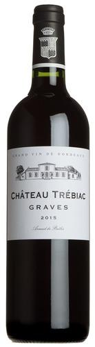 2017 Château Trebiac Rouge, Graves