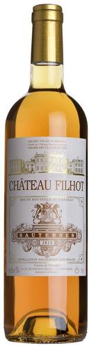 2010 Chateau Filhot, Cru Classé Sauternes