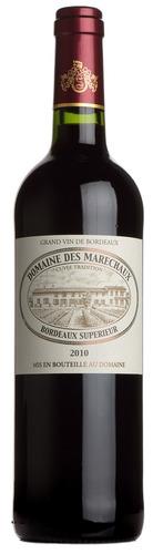 Domaine Des Marechaux, Bordeaux 2010