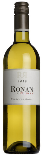 Ronan By Clinet Blanc, Bordeaux 2019