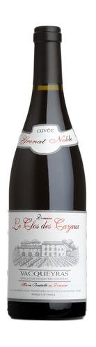 2014 Vacqueyras, Grenat Noble, Domaine Le Clos des Cazaux