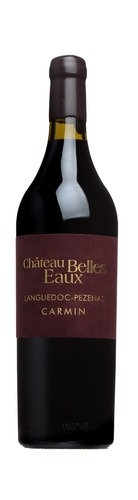 2016 'Carmin', Château Belles Eaux, Languedoc-Pezenas