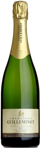 Brut Tradition 'Blanc de Noirs', Champagne Michel Guilleminot