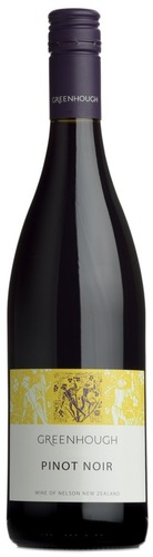 2016 Pinot Noir, Greenhough, Nelson