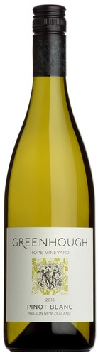 2013 Pinot Blanc 'Hope Vineyard', Greenhough, Nelson