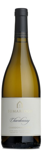 2014 Chardonnay, Sumaridge, Upper Hemel-en-Aarde Valley