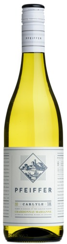2014 Carlyle/Chardonnay/Marsanne, Pfeiffer, Rutherglen, Victoria