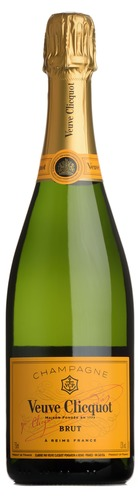 Yellow Label Brut, Veuve Clicquot, Champagne
