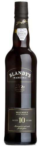 10 year Malmsey Madeira, Blandy's