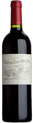 Château Tour Bel-Air, Montagne St-Emilion 2018
