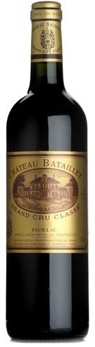 2007 Château Batailley, Cru Classé, Pauillac