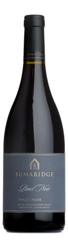 2013 Pinot Noir Reserve, Sumaridge Estate, Upper Hemel-en-Aarde