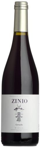 2017 Zinio Rioja Garnacha, Bodegas Patrocinio