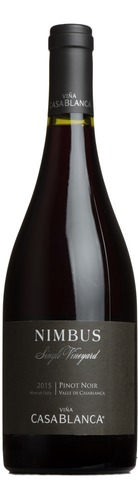 2015 Nimbus Single Vineyard Pinot Noir, Viña Casablanca