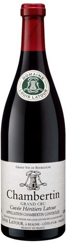 2007 Chambertin, Cuvée Heritiers,  Louis Latour