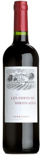 2014 Corbières Rouge, Les Forts de Bories-Azeau, Languedoc