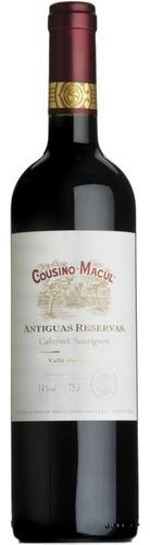 2014 Cabernet Sauvignon 'Antiguas' , Cousino Macul, Maipo Valley