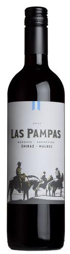 2017 Malbec/Shiraz, Las Pampas, Mendoza