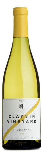 2012 Chardonnay 'Clayvin Vineyard', Wheeler&Fromm, Marlborough