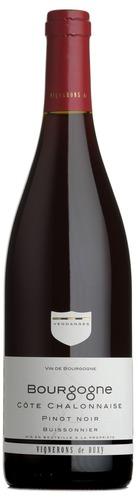 2015 Bourgogne Pinot Noir Cote Chalonnaise, Vignerons de Buxy
