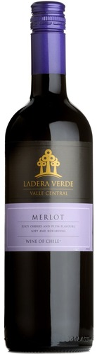 2019 Merlot, Ladera Verde, Central Valley