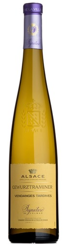 2015 Gewurztraminer Vendanges Tardives, Signature De Colmar