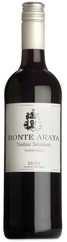 2017 Rioja Semi-Crianza, Monte Araya