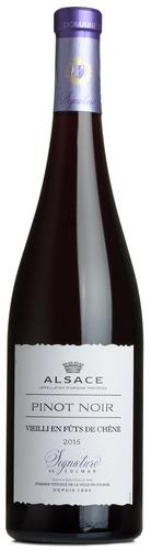 2015 Pinot Noir, Futs de Chêne, Signature De Colmar