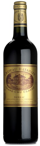2014 Château Batailley, Cru Classé Pauillac, Bordeaux