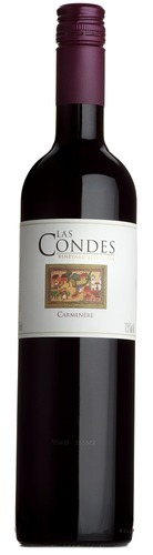 2019 Carmenere, Las Condes, Central Valley