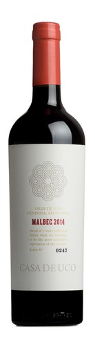 2016 Vineyard Selection Malbec, Casa de Uco, Uco Valley