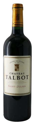 2001 Château Talbot, Cru Classé St-Julien